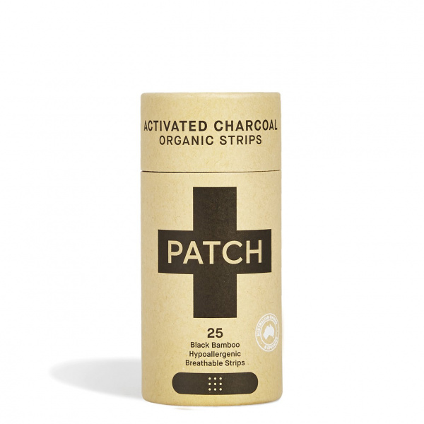 Bilde av PATCH Strips Activated Charcoal 25 Pack