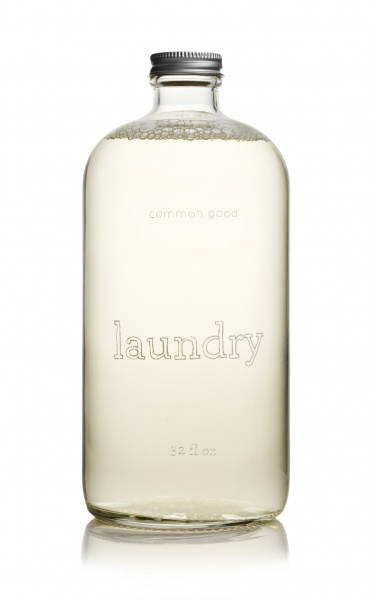Bilde av CG tom glassflaske Laundry 946ml